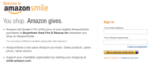 Shop Amazon. Benefit BAF&R.
